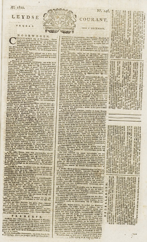 Leydse Courant 1822-12-06