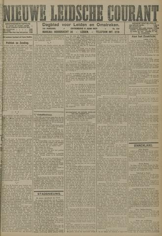 Nieuwe Leidsche Courant 1921-06-04