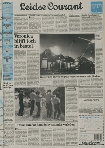 Leidse Courant 1992-01-28