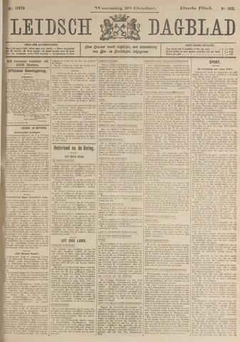 Leidsch Dagblad 1915-10-20