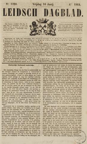 Leidsch Dagblad 1864-06-10