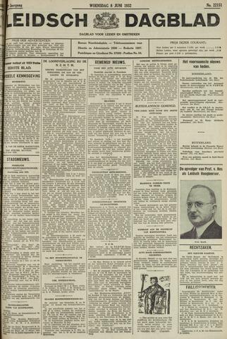 Leidsch Dagblad 1932-06-08