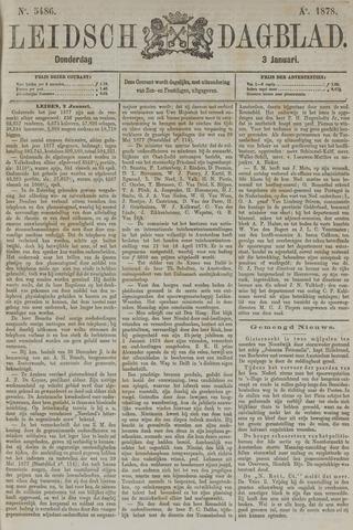 Leidsch Dagblad 1878-01-03