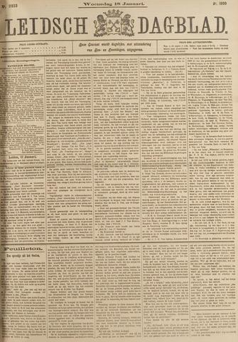 Leidsch Dagblad 1899-01-18