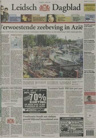 Leidsch Dagblad 2004-12-27