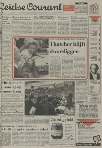 Leidse Courant 1989-06-27