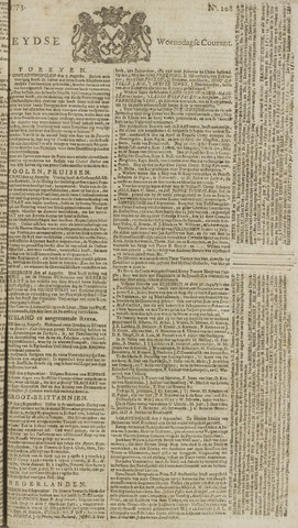 Leydse Courant 1773-09-08