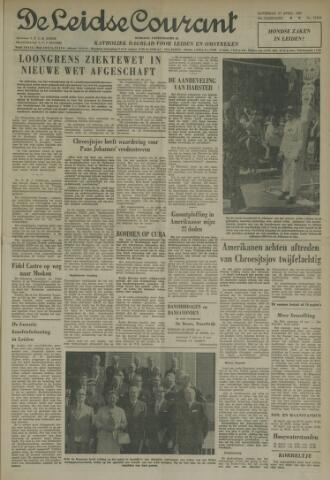 Leidse Courant 1963-04-27