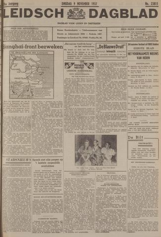 Leidsch Dagblad 1937-11-09