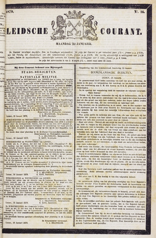 Leydse Courant 1879-01-20