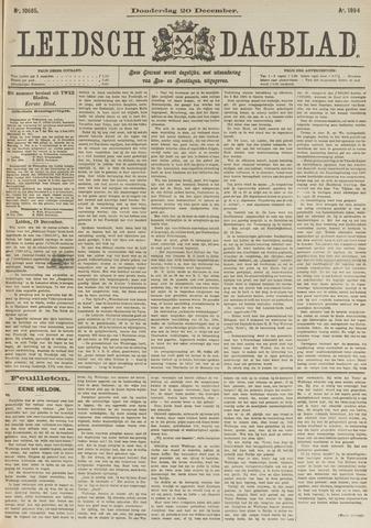 Leidsch Dagblad 1894-12-20