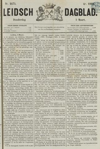 Leidsch Dagblad 1868-03-05
