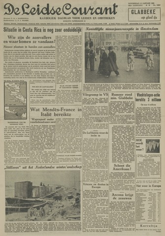 Leidse Courant 1955-01-13