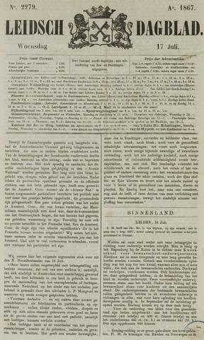 Leidsch Dagblad 1867-07-17