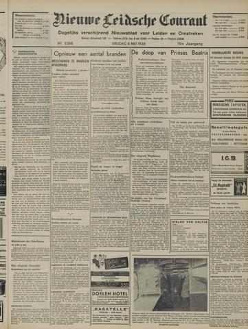 Nieuwe Leidsche Courant 1938-05-06