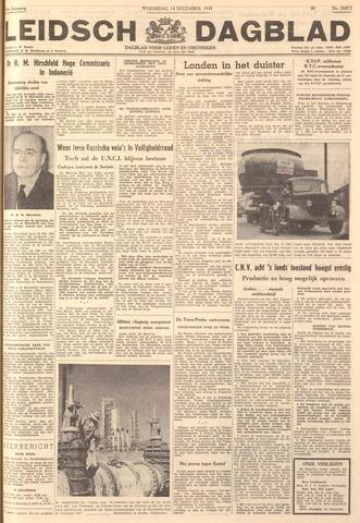 Leidsch Dagblad 1949-12-14