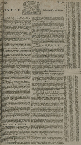 Leydse Courant 1748-08-21