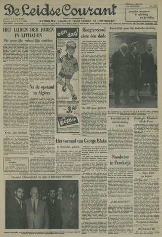 Leidse Courant 1961-05-05