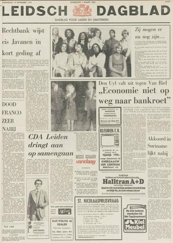 Leidsch Dagblad 1975-11-19
