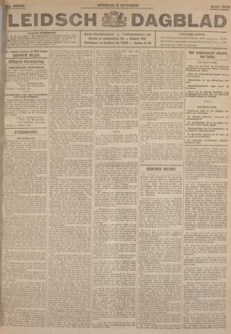 Leidsch Dagblad 1923-10-09