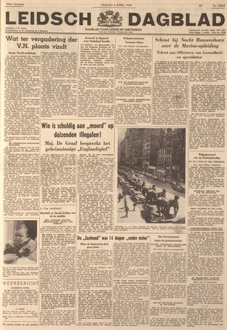 Leidsch Dagblad 1949-04-08