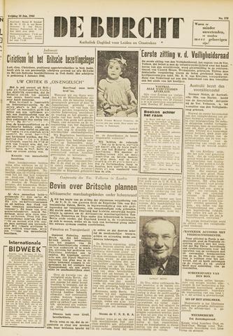 De Burcht 1946-01-18
