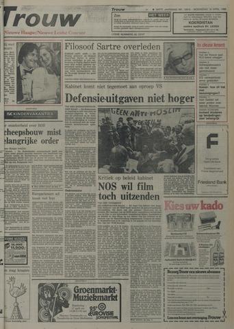 Nieuwe Leidsche Courant 1980-04-16