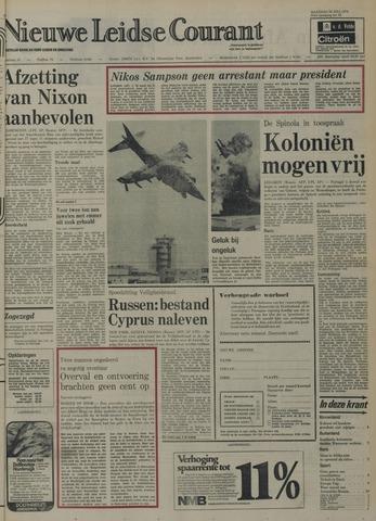 Nieuwe Leidsche Courant 1974-07-29