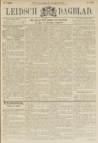 Leidsch Dagblad 1893-08-09