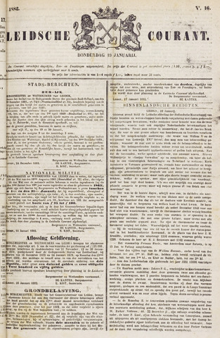 Leydse Courant 1882-01-19