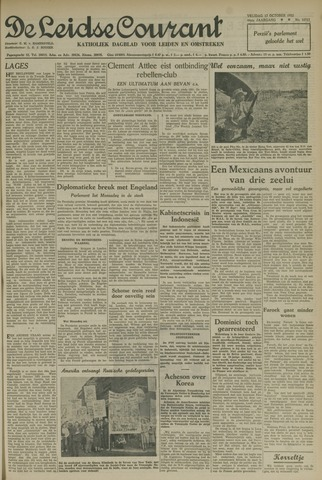 Leidse Courant 1952-10-17