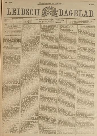 Leidsch Dagblad 1902-03-27