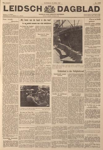 Leidsch Dagblad 1947-04-19