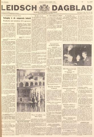 Leidsch Dagblad 1949-12-23
