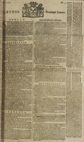 Leydse Courant 1772-03-02