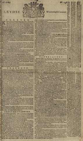 Leydse Courant 1765-12-11