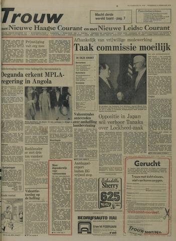 Nieuwe Leidsche Courant 1976-02-11