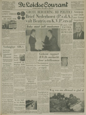 Leidse Courant 1965-10-26