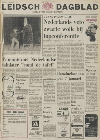 Leidsch Dagblad 1973-12-01