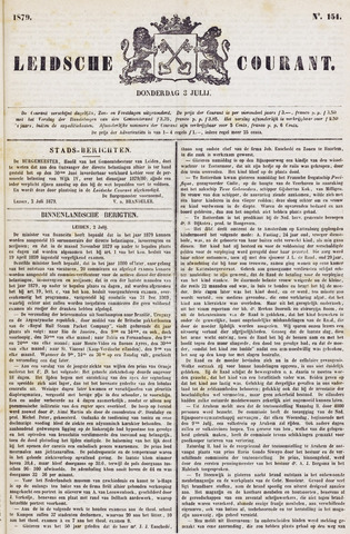 Leydse Courant 1879-07-03