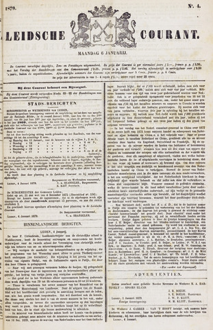 Leydse Courant 1879-01-06
