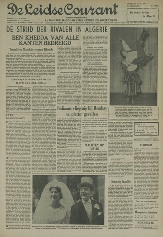 Leidse Courant 1962-07-07