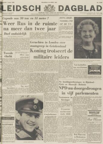 Leidsch Dagblad 1967-04-24