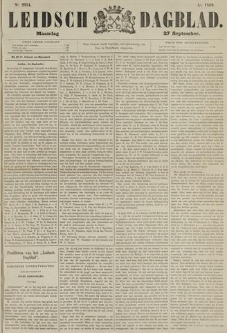 Leidsch Dagblad 1869-09-27