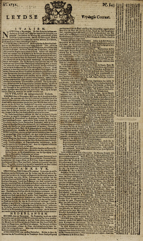 Leydse Courant 1751-12-03