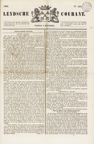 Leydse Courant 1862-12-05