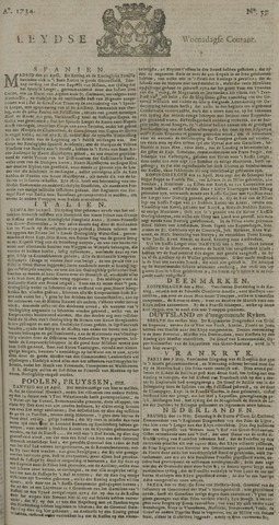 Leydse Courant 1734-05-12