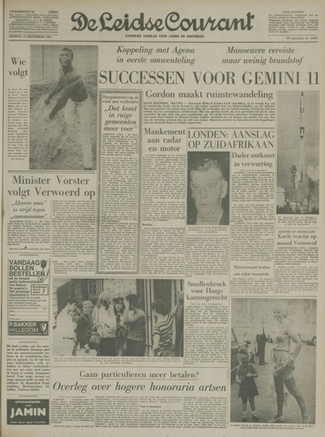 Leidse Courant 1966-09-13