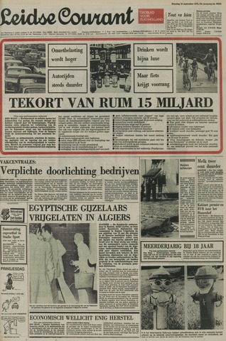 Leidse Courant 1975-09-16