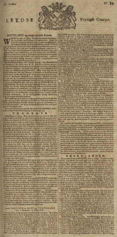 Leydse Courant 1760-07-04